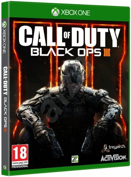 Call Of Duty Black Ops 3 Xbox One Console Game Alza Co Uk