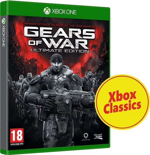 Gears of War Ultimate Edition - Xbox One - Console Game