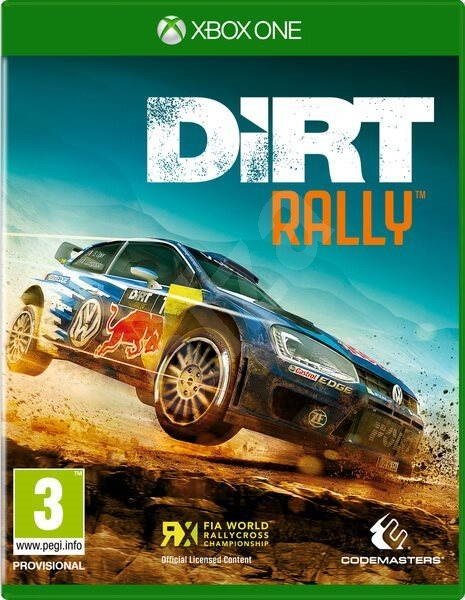 Xbox One - Dirt Rally - Console Game