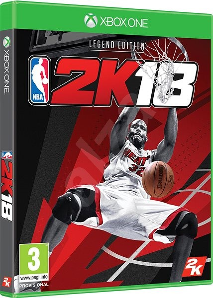 NBA 2K18 Legend Edition - Xbox One - Console Game
