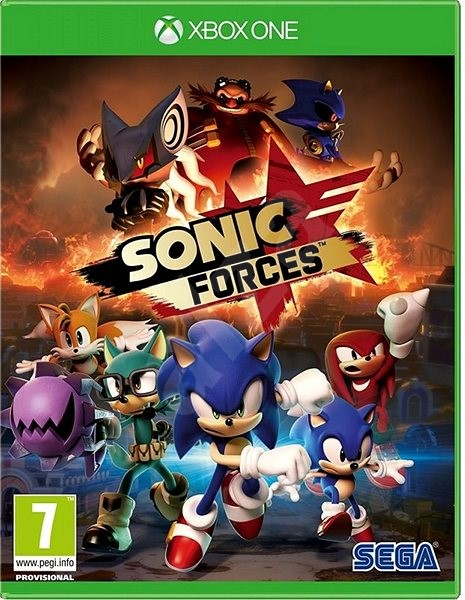 Sonic Forces D1 Edition - Xbox One - Console Game