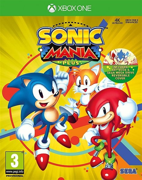 Sonic Mania Plus - Xbox One - Console Game