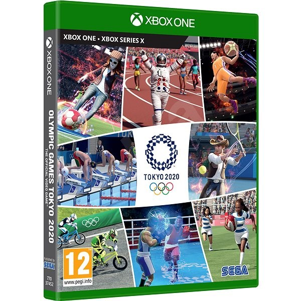 Xbox Free Games June 2020.Olympic Games Tokyo 2020 The Official Video Game Xbox One