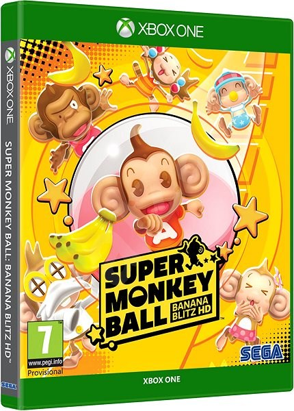 Super Monkey Ball: Banana Blitz HD - Xbox One - Console Game