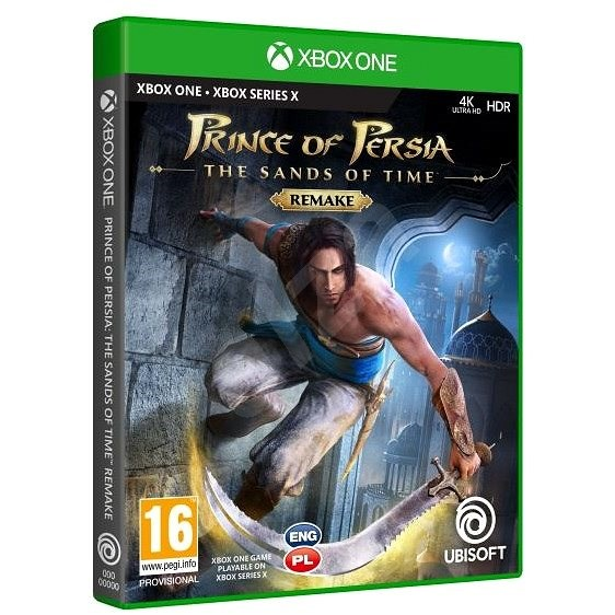 Prince of Persia: Sands of Time Remake - Xbox One - Console Game
