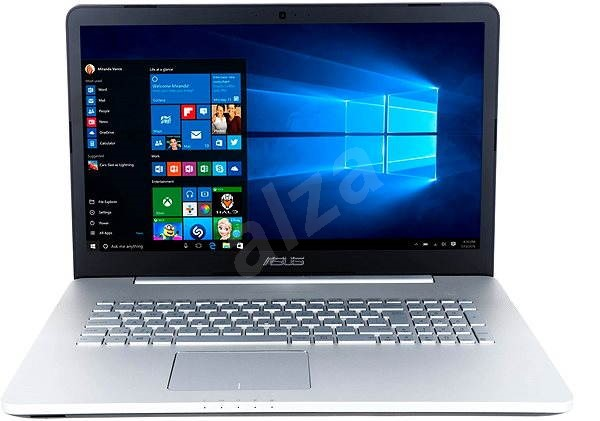 ASUS N752VX-GC286T metal - Laptop