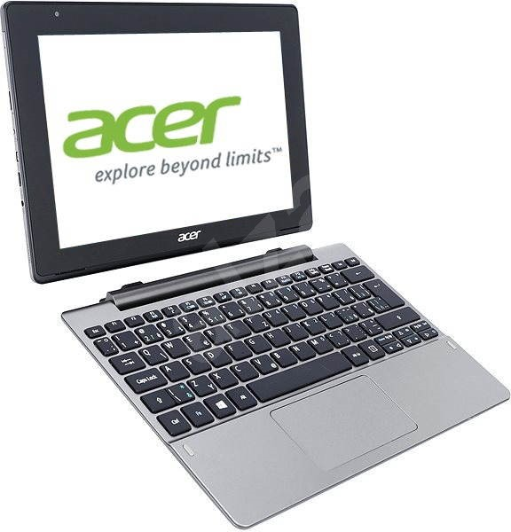 Acer Aspire Switch 10V 64 gigabytes Full HD + dock with keyboard Iron Gray - Tablet PC