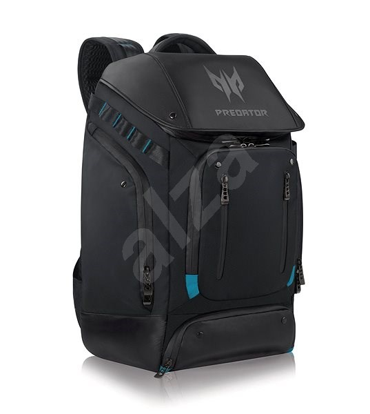 Acer Predator Utility Backpack, blue features - Backpack