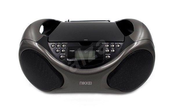 Nikkei NPRC61AT - CD Player