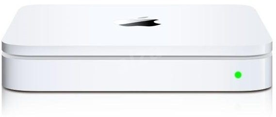 APPLE Time Capsule 3TB - WiFi router