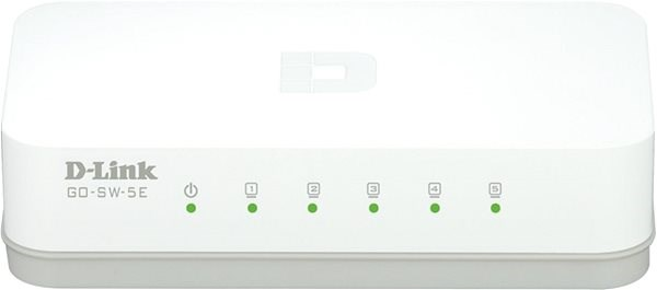 D-Link GO-SW-5E - Switch