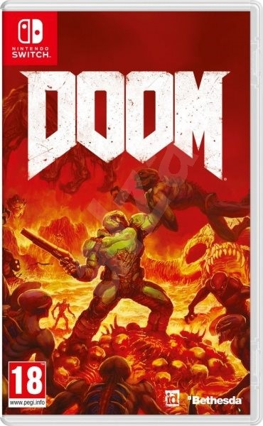 Doom  - Nintendo Switch - Console Game