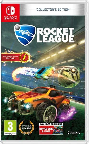 d337aebdbb3 Rocket League: Collectors Edition - Nintendo Switch - Console Game ...