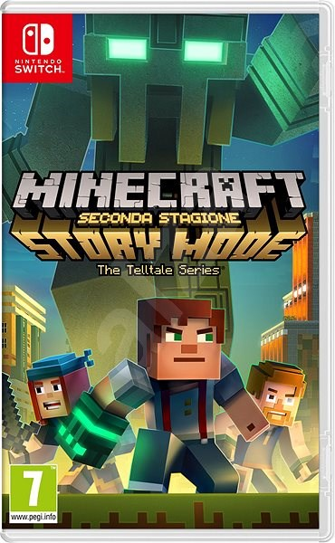 Minecraft Story Mode Season 2 - Nintendo Switch - Console Game