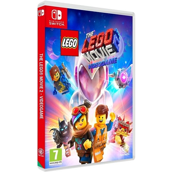 LEGO Movie 2 Videogame - Nintendo Switch - Console Game