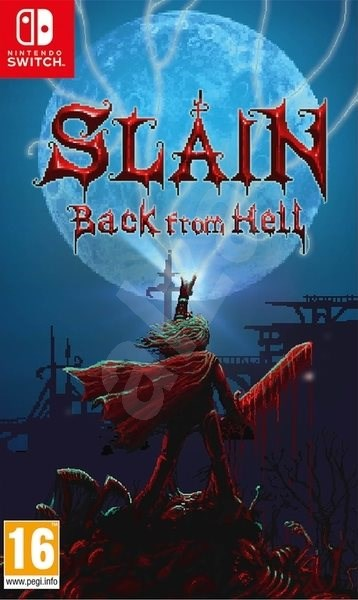 Slain: Back from Hell - Nintendo Switch - Console Game