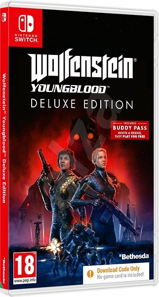 Wolfenstein Youngblood Deluxe Edition - Nintendo Switch - Console Game