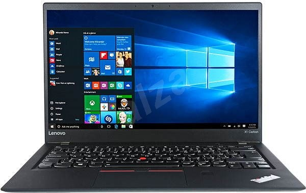 Lenovo ThinkPad X1 Carbon 5 - Laptop