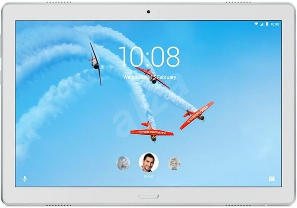 Lenovo TAB P10 32GB LTE White - Tablet