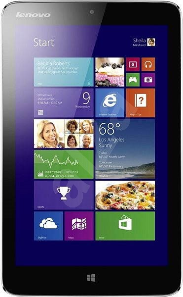 Lenovo Miix 2 8 Silver 32GB - Tablet PC