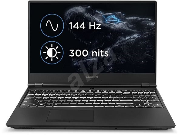 Lenovo Legion Y530-15CH Black - Gaming Laptop