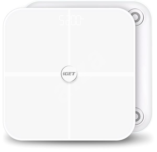 iGET BODY B14 - Bathroom scales