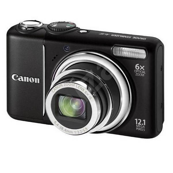 CANON PowerShot A2100 IS black - Digital Camera