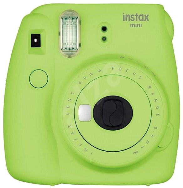 Fujifilm Instax Mini 9 Lime Green - Instant Camera