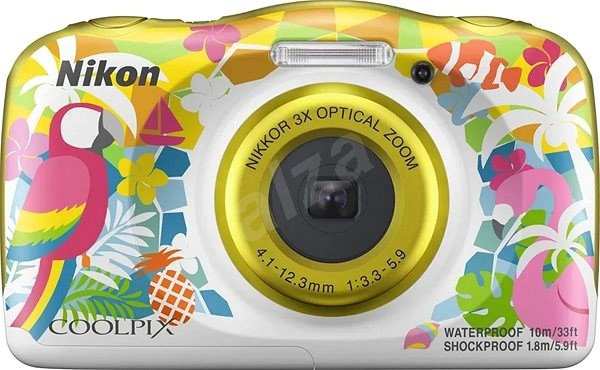 Nikon COOLPIX W150 Resort Backpack Kit - Children's Camera