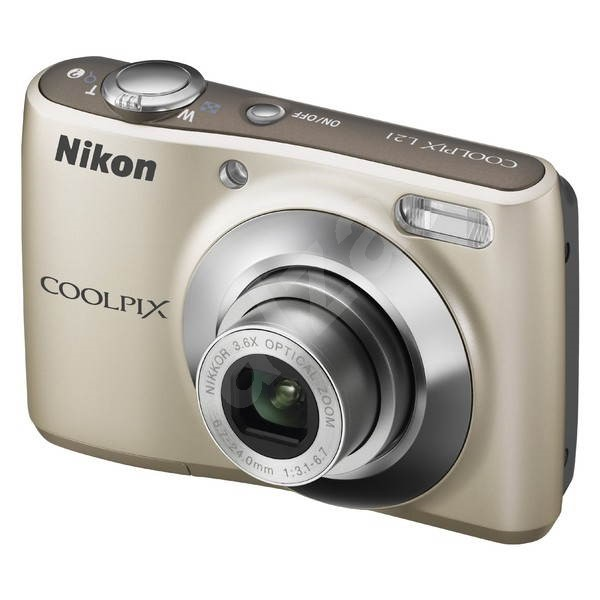 Nikon COOLPIX L21 - Digital Camera