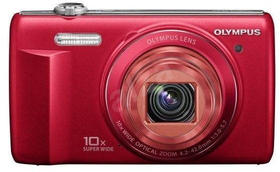 Olympus D-750 red - Digital Camera