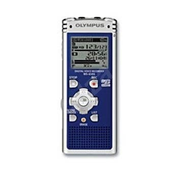 Olympus WS-650S blue - Digital Voice Recorder