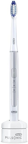 Oral-B Pulsonic SLIM 1000 Silver - Electric Toothbrush