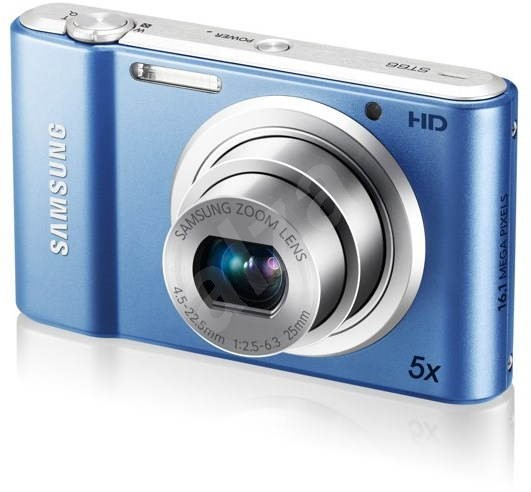 Samsung ST66 blue - Digital Camera