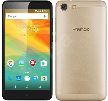 Prestigio Grace R5 LTE Gold - Mobile Phone
