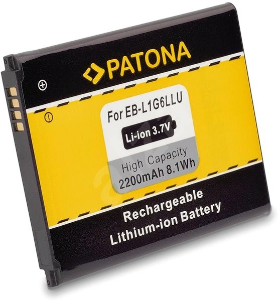 PATONA for EB-L1G6LLU 2200mAh 3.7V Li-Ion - Mobile Phone Battery