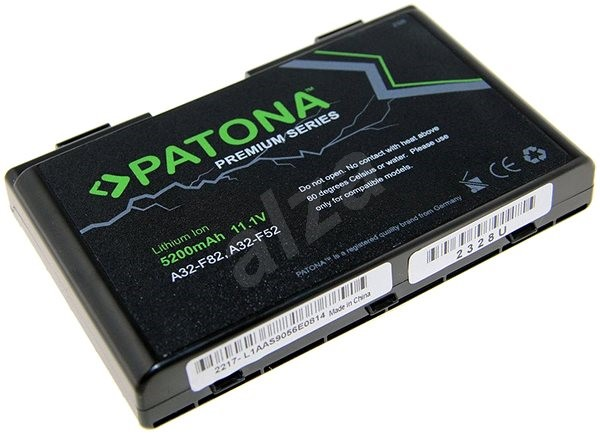 PATONA for Ntb Asus K50ij 5200mAh Li-Ion 11.1V PREMIUM - Laptop Battery