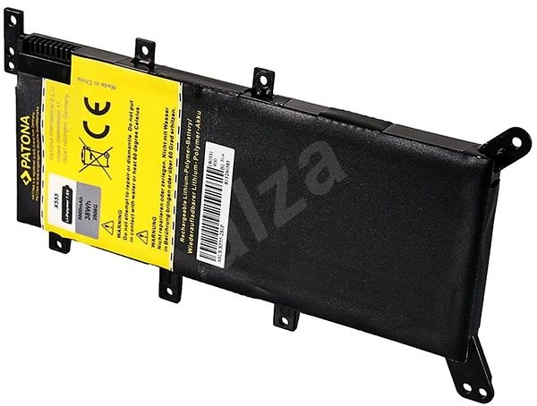 PATONA for ASUS X555, 5000mAh, Li-pol, 7.6V - Laptop Battery