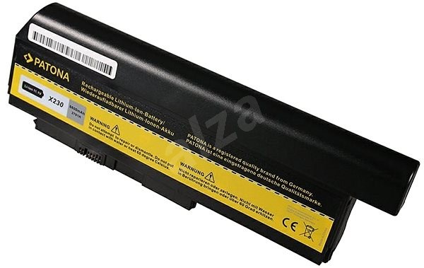 PATONA for LENOVO ThinkPad X230/X220 6600mAh Li-Ion 10.8V - Laptop Battery