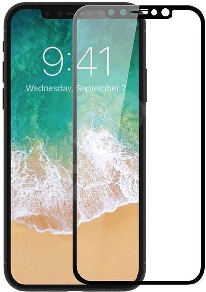 ITG 3D Glass for iPhone X - Glass protector