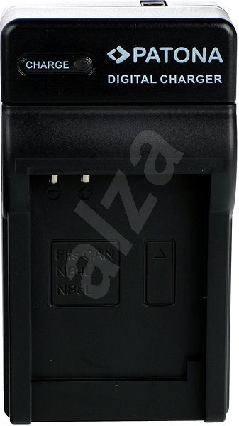 PATONA Photo 2-in-1 Canon NB-4L, NB-5L - Charger