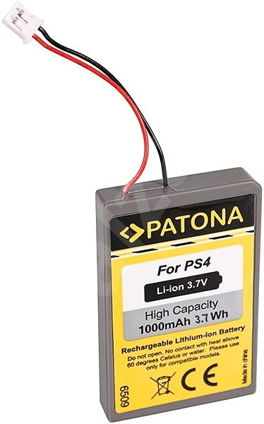 PATONA PT6509 - Rechargeable Battery