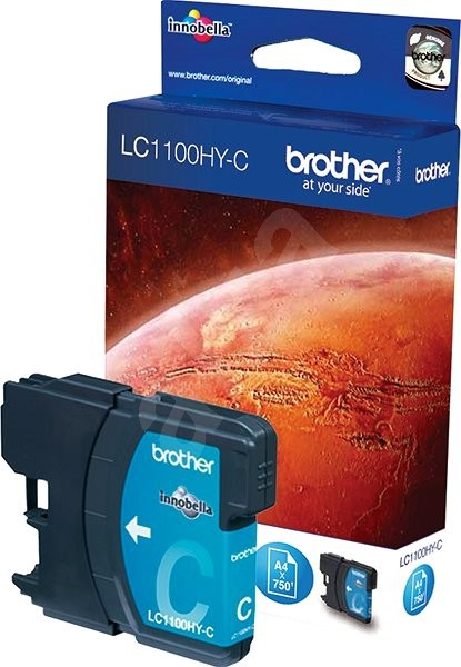 Brother LC-1100HYC - Cartridge