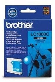 Brother LC-1000C - Cartridge