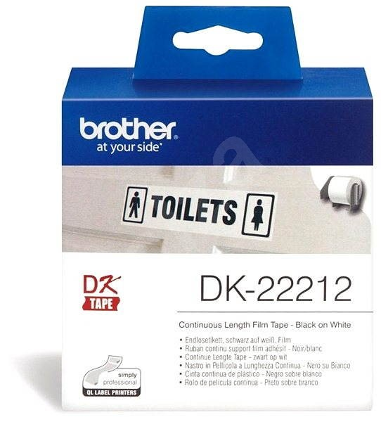 Brother DK-22212 - Paper Label