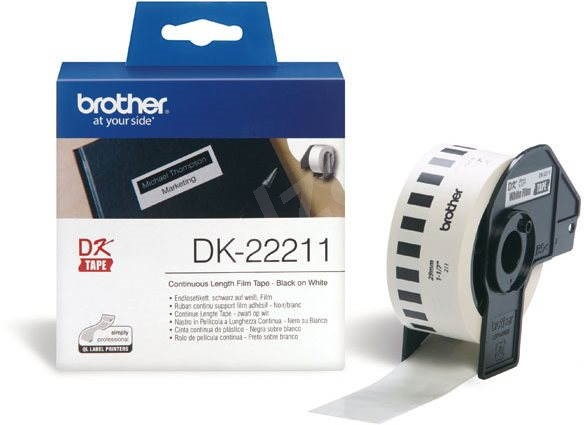 Brother DK 22211 - Paper Labels
