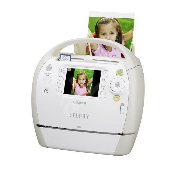 Thermal Sublimation Printer CANON SELPHY ES40 - Dye-sublimation Printer