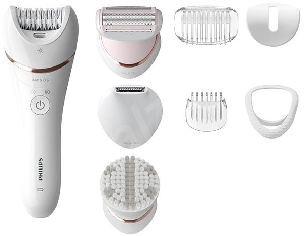 Philips Series 8000 BRE735/00 - Epilator