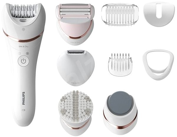 Philips Series 8000 BRE740/10 - Epilator