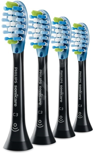 Philips Sonicare C3 Premium Plaque Defence HX9044/33, 4 pcs - Replacement Head